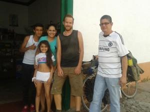 chepe familia y yo
